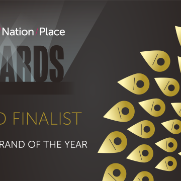 Place Brand of the Year FINALIST Twitter